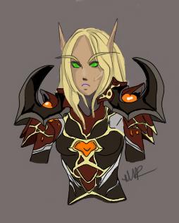 Captain Lakefire's Armor by Musing-Zero