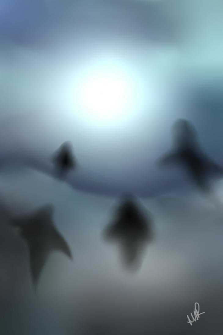 Departing Souls by Musing-Zero