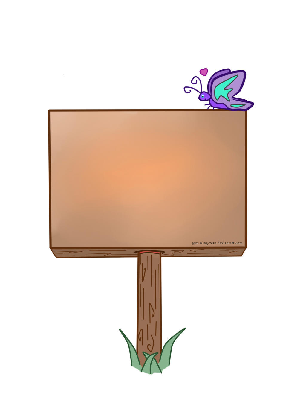 Sign Board by Musing-Zero