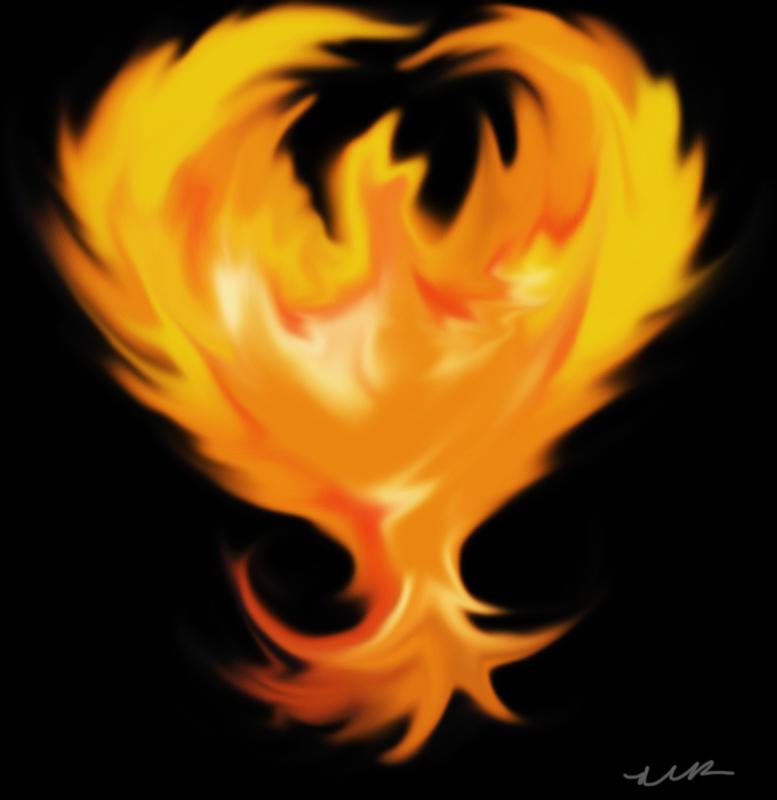 Phoenix Guard by Musing-Zero