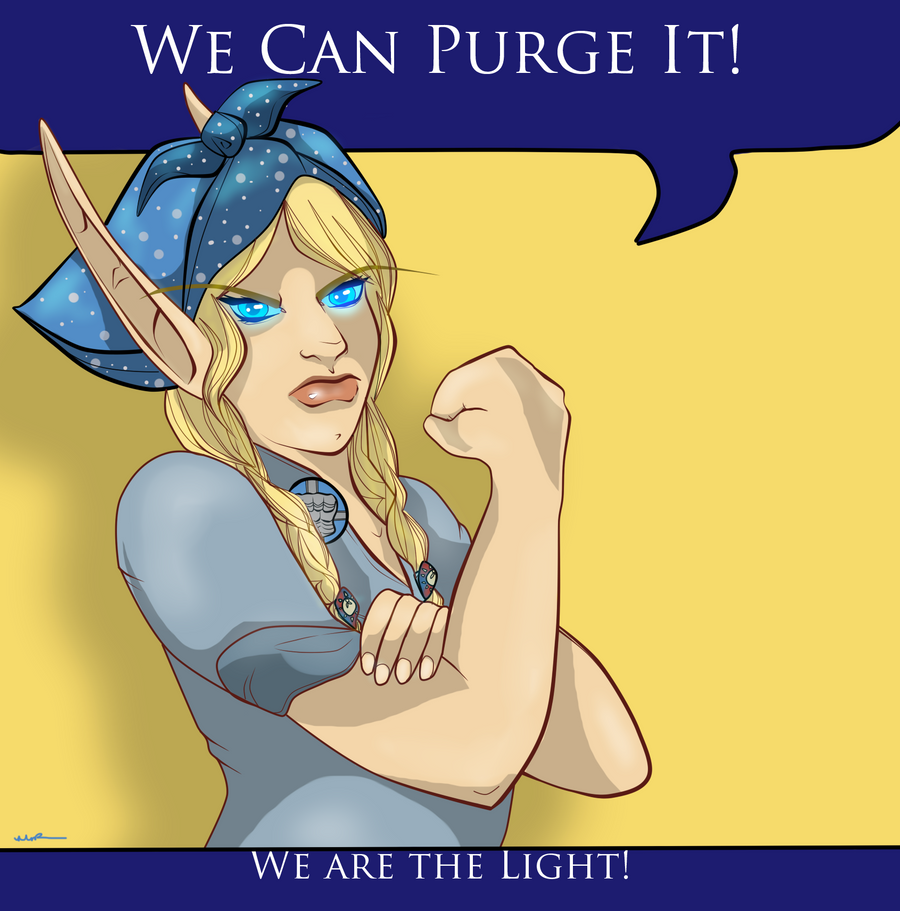 We Can Purge It! by Musing-Zero
