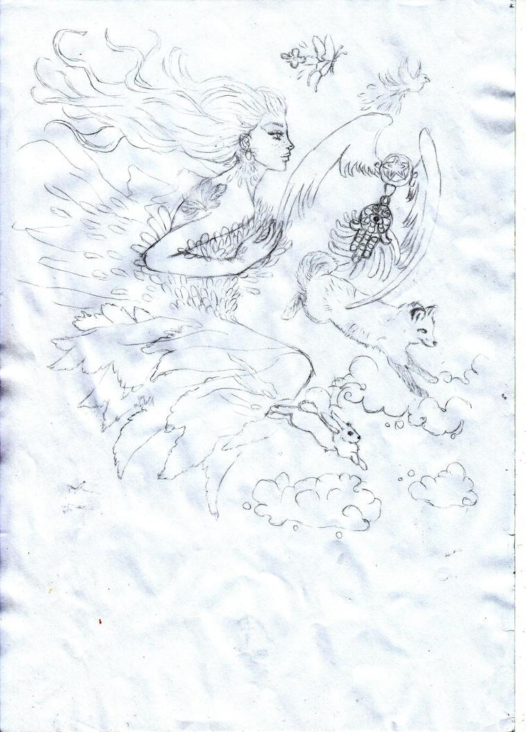 Freedom flying by gigi28