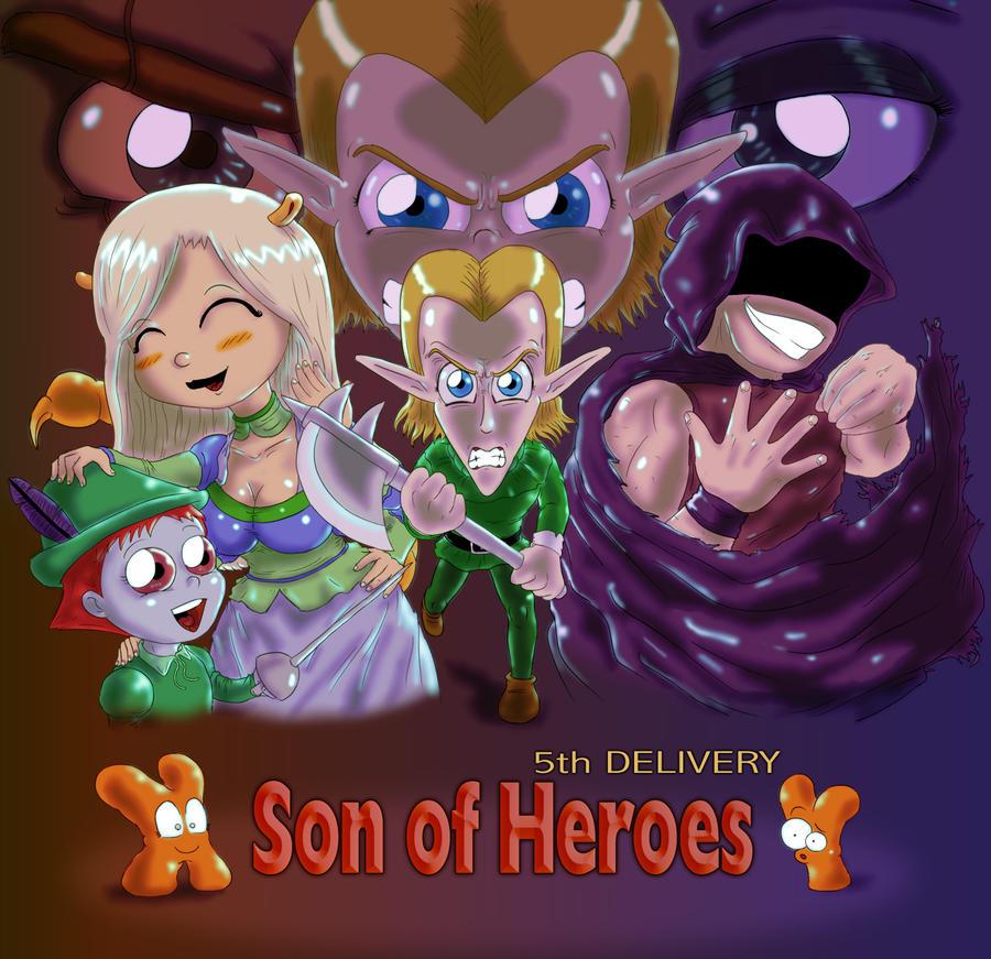 Dragon Mail - 5th Delivery by Fadri