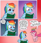 MLP FiM - The Cupcakes Book