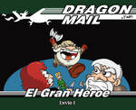 Dragon Mail - Book 1 Cover