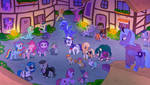 MLP FiM - Nightmare Night