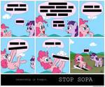 MLP FiM - SOPA