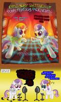 MLP FiM Commission - Epic Rap Pony Battle