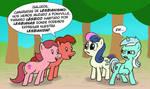 SCArtJam Pony