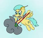 EqDTG II - 11 - Pony fixing something