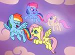 EqDTG II - 22 - Pony with a friend