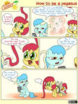 Sun-Dried Cherries - Comic Commission - 06