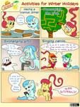Sun-Dried Cherries - Comic Commission - 07