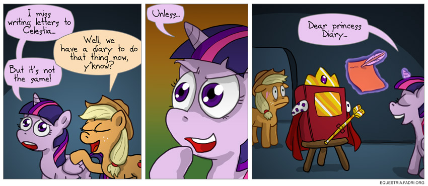 My Little Pony Fart #77,496 posted 1 year ago