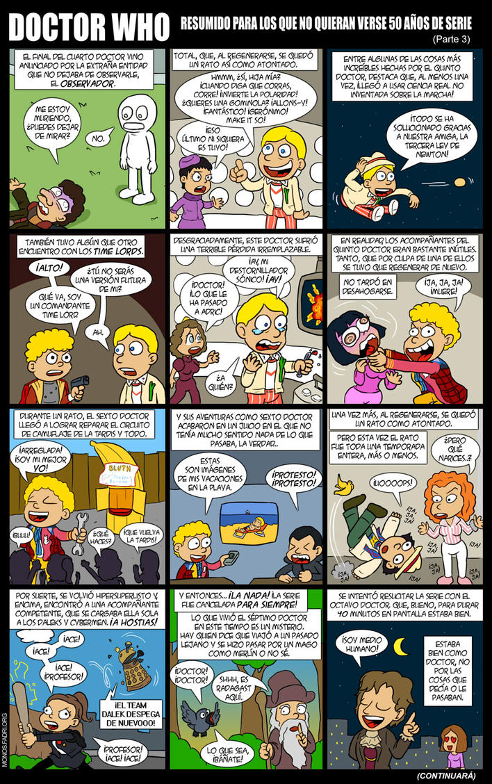 Doctor Who Resumido (3) by Fadri