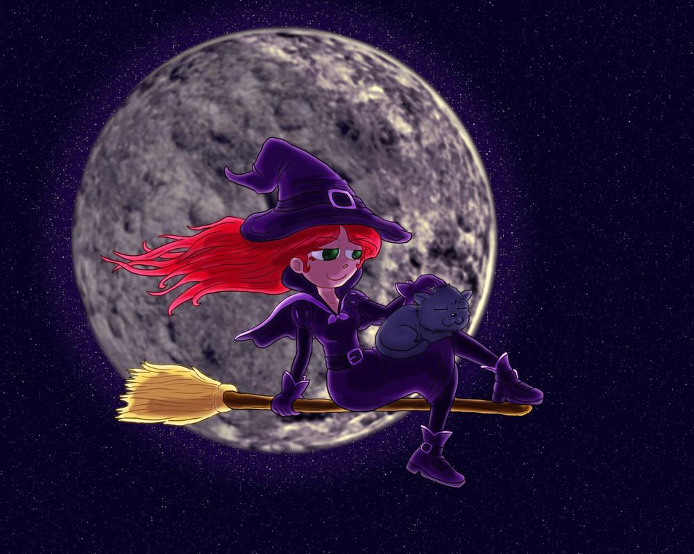 Moonwitch by Fadri