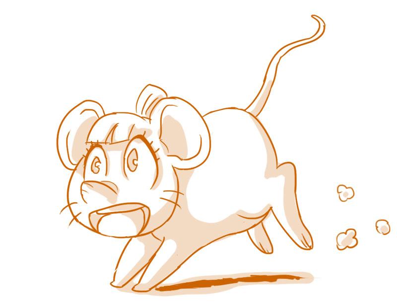 Akko Mouse by Fadri