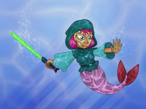 Mermay the 4th be with you