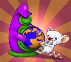 Take over the world by Fadri