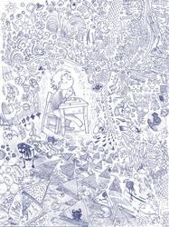 Drawing by Kuraton