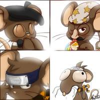 Avatars for mice by Kuraton
