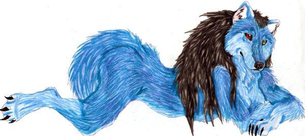 Giftart: Spunky by Wolfattwilight