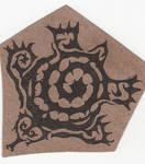 future turtle tattoo by SQUIDLYFIERCE