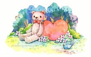 Heartful Bear