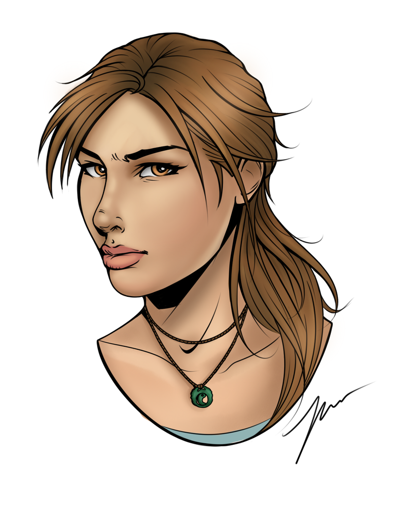 Lara Croft by Squirrel-Jas