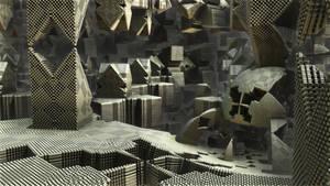 Chaotic Geometries 1