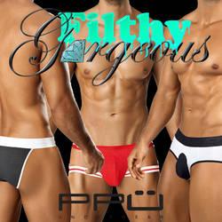 PPU Underwear Filthy Gorgeous
