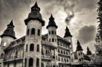 Castle in Lapalice IX