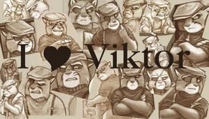 I Love VIktor