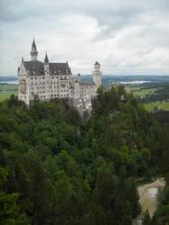 Schloss Neuschwanstein by tarastarr1