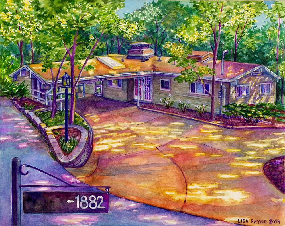 Kirkwood House by blindedangel