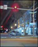 Night Intersection