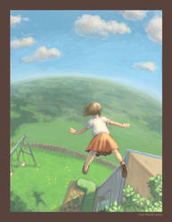 Dream Flight by blindedangel