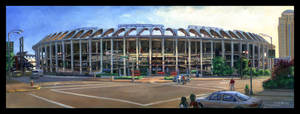 Busch Stadium: Last Call by blindedangel
