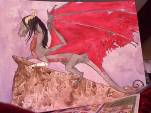 Vincent Valentine Dragon