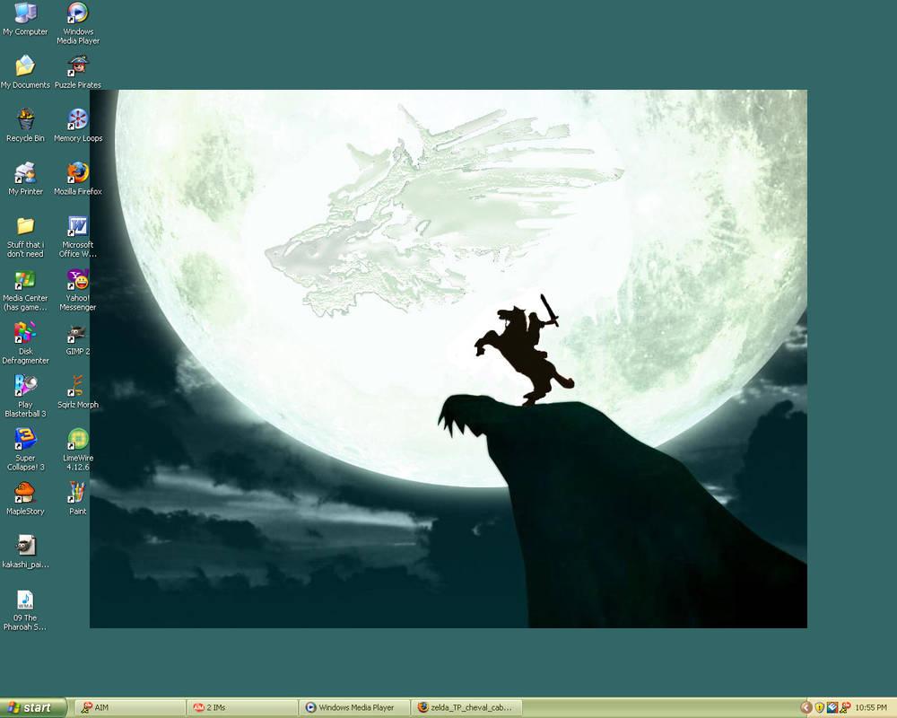 Mah Screen Shot... Yay Zelda