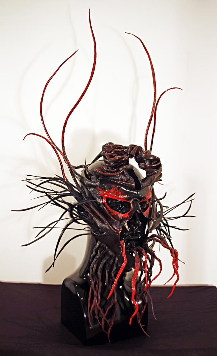 Monster mask by KNt-Masks
