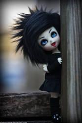 peek-a-boo... by EleanorAnne