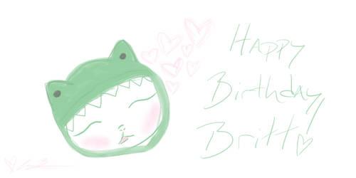 happy birthday! by EleanorAnne
