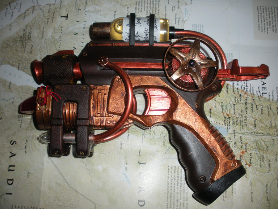 the Spatler by CommanderKip