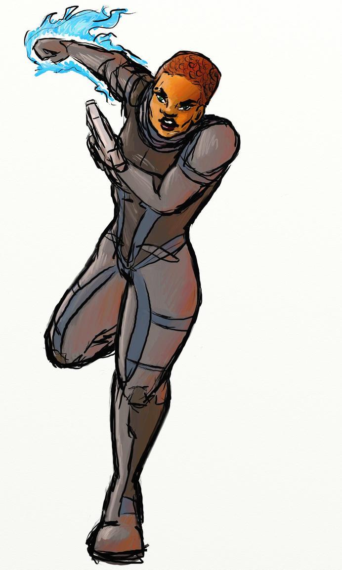 Vanguard Wren by CommanderKip