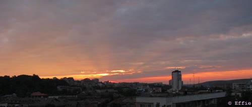 Pleven - sunset by mozilla-fan