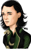 The God of Mischief by MiaGB
