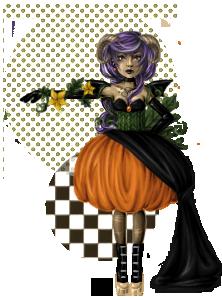 Pumpkin by MiaGB