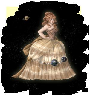It's a glamorous planet! by mia-chan-p
