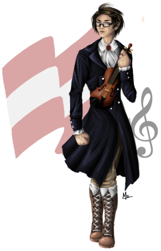 Austria by MiaGB